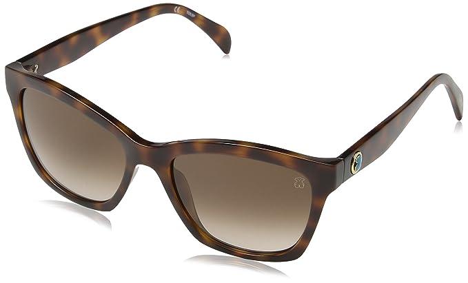 Tous Mujer STO996 Gafas de sol, Marrón (Shiny Dark Havana ...