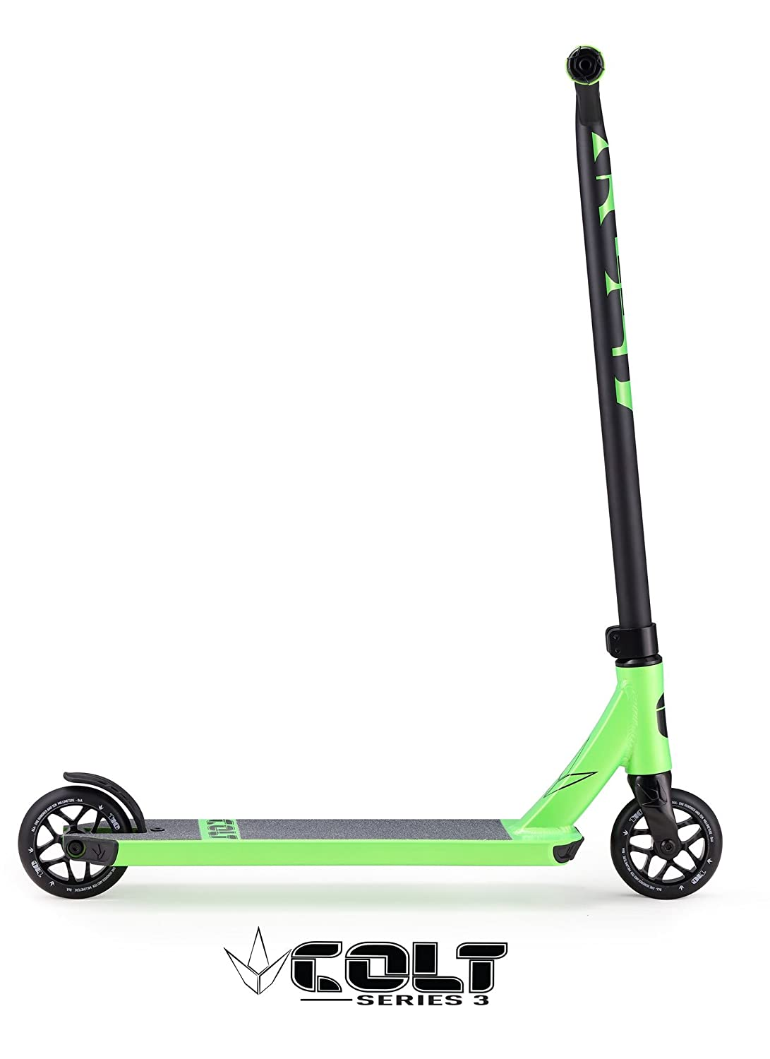 Envy Series 3 Colt Scooter Green