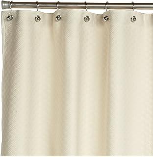Peacock Alley Alyssa Shower Curtain Standard Natural