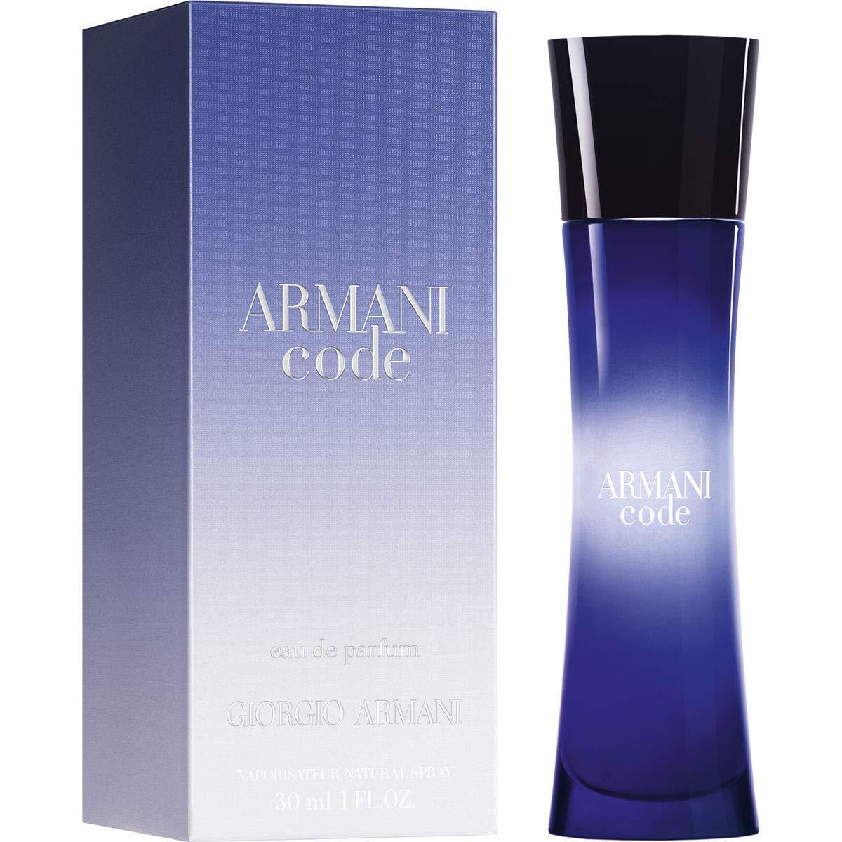 Giorgio Armani Code Femme Eau De Parfum Spray - 30ml/1oz