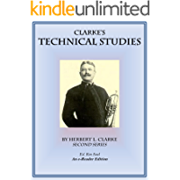 Clarke's Technical Studies: An e-Reader Edition book cover