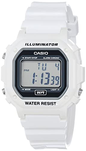 Amazon.com: Casio f-108whc-7acf clásico reloj: Casio: Watches