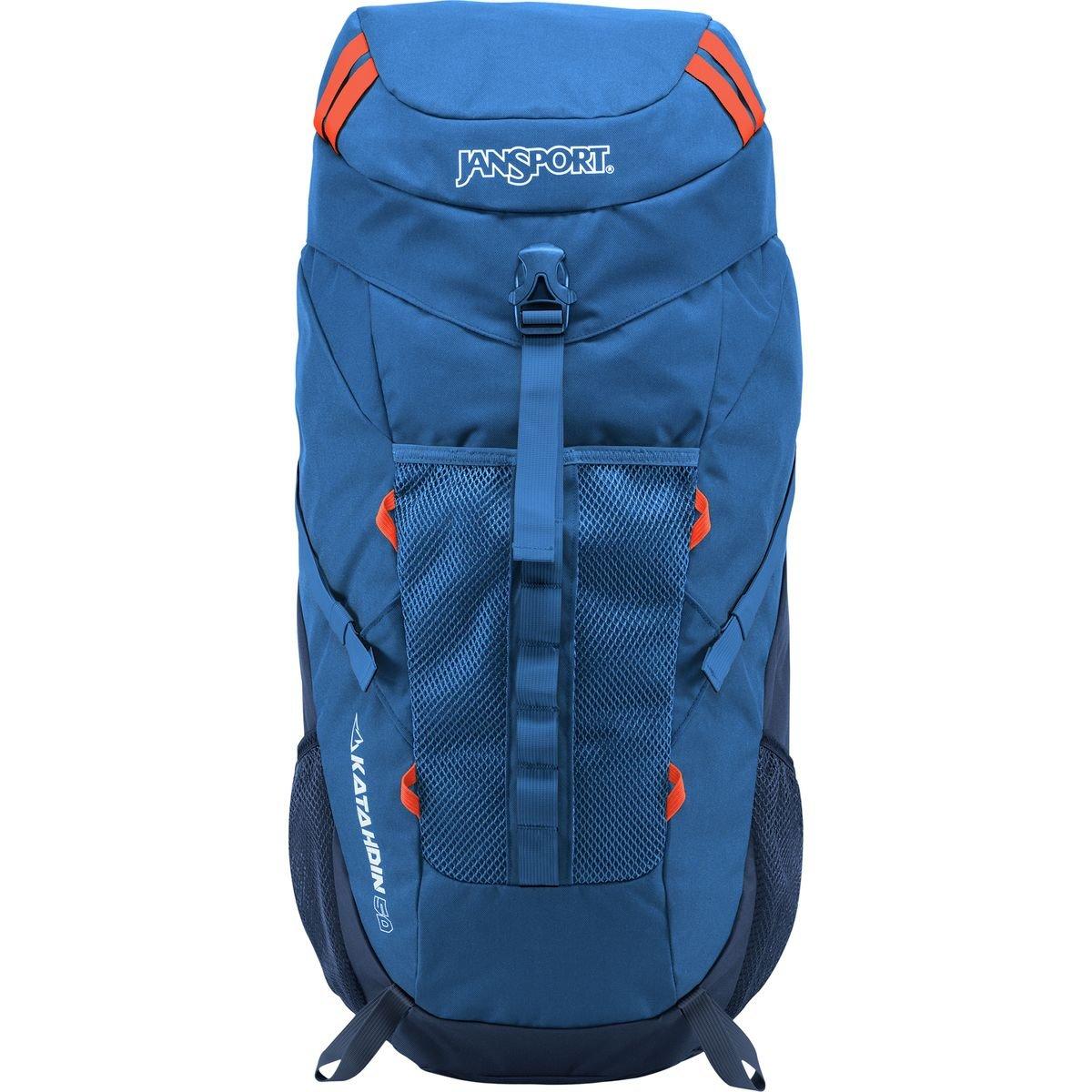 Amazon.com: JanSport Katahdin 50 Backpack, Midnightsky/Navymoonshine ...