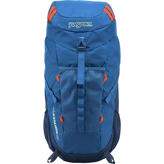 Amazon.com | JanSport Katahdin 50L Backpack - Midnight Sky/Navy ...