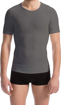 Farmacell Man 419 Camiseta Manga Corta Reductora de algodón para Hombres: Amazon.es: Ropa y accesorios