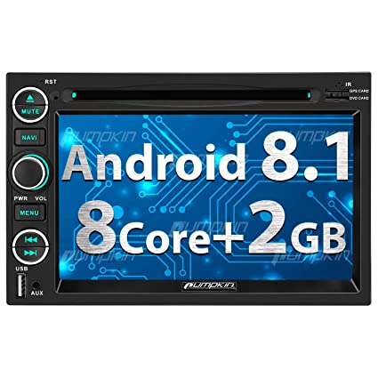 Pumpkin Android   Car Stereo For Ford F Explorer Expedition Escape With Dvd Player Navigation