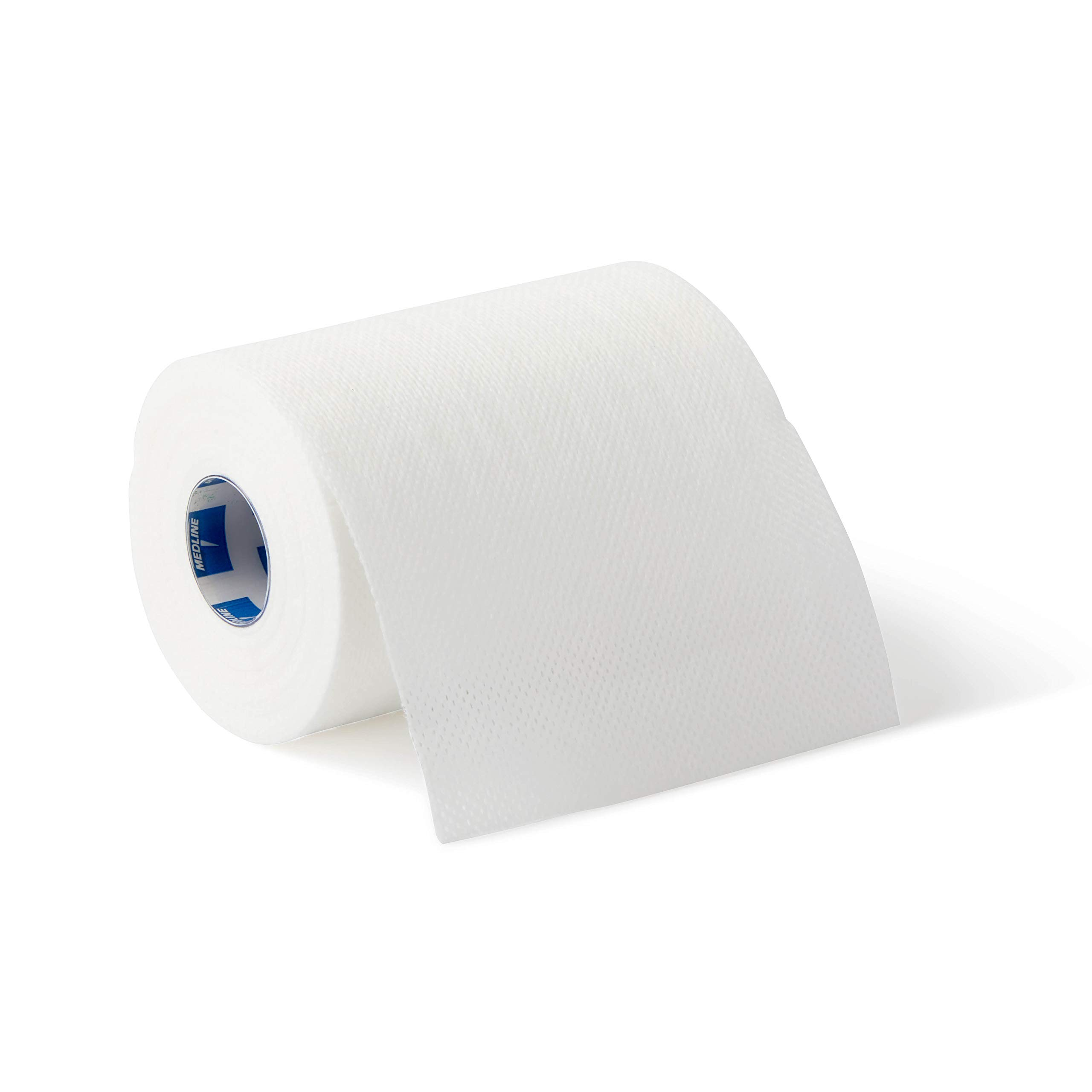 Medline MedFix EZ Dressing Retention Tape, Perforated for Easy Tearing, Secures Primary Dressings and Medical Appliances (Available in 2, 4 or 6 inch Widths) by Medline