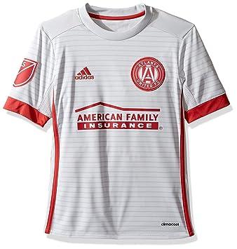 adidas MLS - Camiseta de réplica para niño (talla S/S), Jovenetud