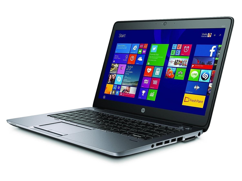 HP EliteBook 840 G2 Notebook PC - Intel Core i5-5200U 2 1GHz 8GB 180GB SSD  Webcam Windows 10 Professional (Renewed)