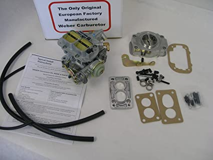 weber carburetor for 1987 suzuki samurai