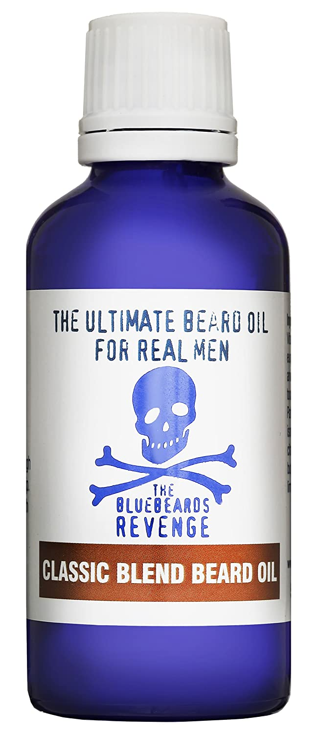 The Bluebeards Revenge 'Classic Blend' Beard Oil 50ml BBRBOCLASSIC50