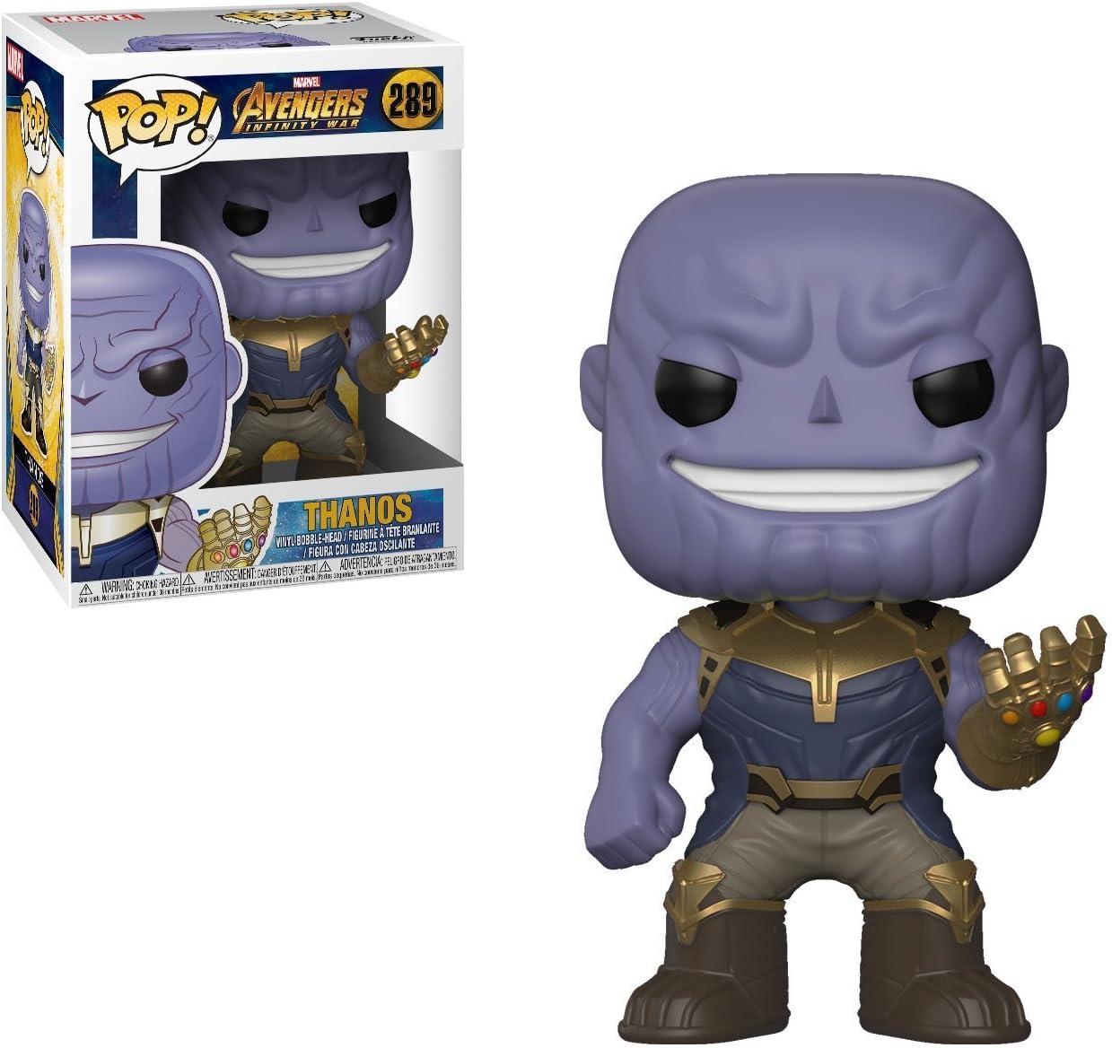 Funko Pop!- Marvel: Avengers Infinity War Figura de Vinilo (26467 ...