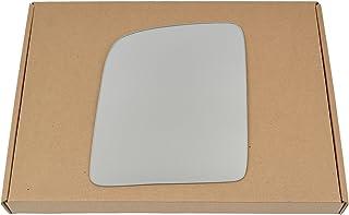 Left passegner side Silver Wing mirror glass ne # FoTra/m09-2009003/590
