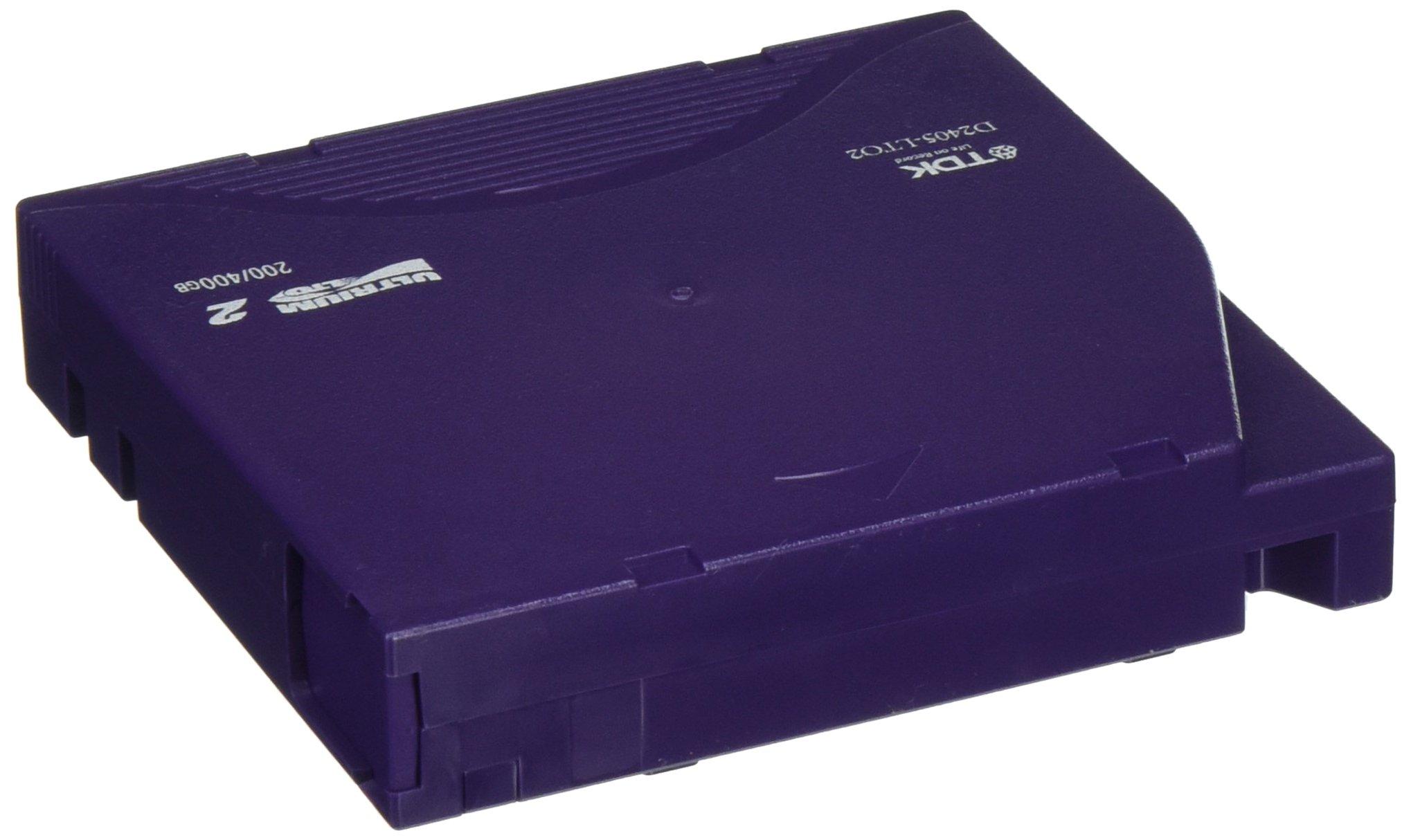 TDK Systems LTO ULTRIUM 2 200/400GB-TAPE CART ( D2405-LTO2AX )