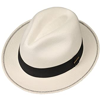 Stetson Cappello Panama Braid Fedora Uomo  9308878b3736