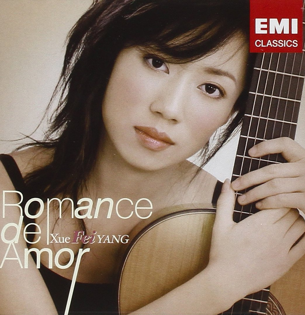 Romance de Amor by Xuefei Yang for the Classical guitar