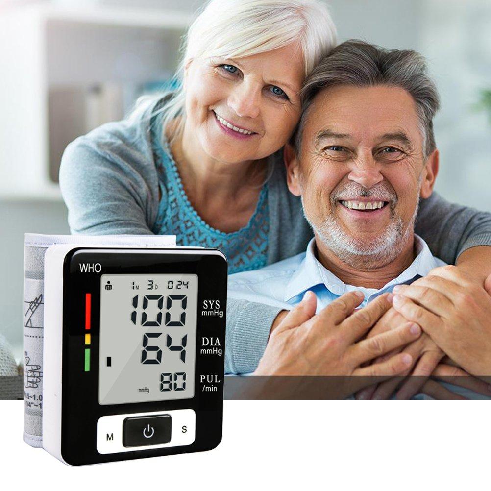 Vicloon Monitor de Presión Arterial Digital de Brazo Electrónico de Precisión Totalmente Automático: Amazon.es: Electrónica
