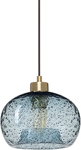 Casamotion Pendant Lighting Handblown Glass Drop ceiling light