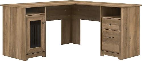 Editors' Choice: Bush Furniture Cabot L Shape Desk