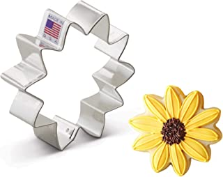 product image for Ann Clark Cookie Cutters Sunflower Cookie Cutter, 3.75""