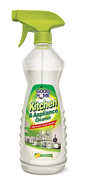 Good Home Kitchen And Appliance Cleaner Ml Amazonin - Kitchen cleaner