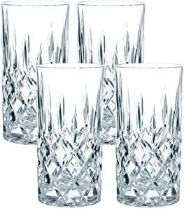 Nachtmann Noblesse Long Drink Glass, Set of 4