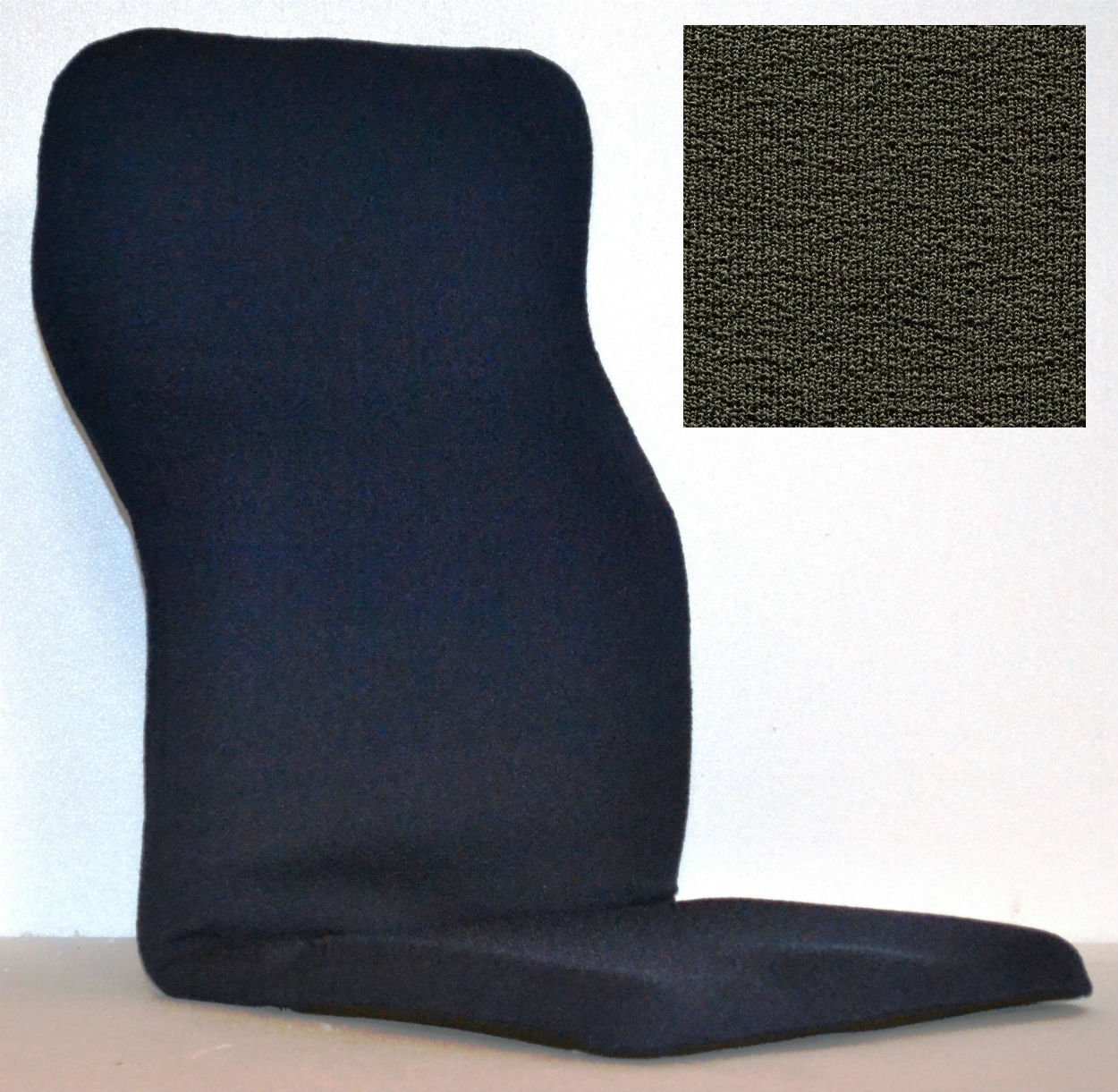 McCarty's Sacro Ease Office Chair Makeover Back Lumbar Support BASIL