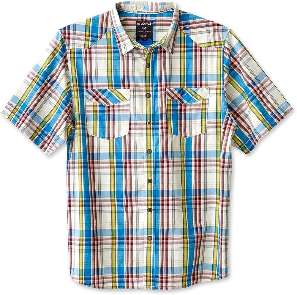 KAVU Men's Dundee Button Down Shirts