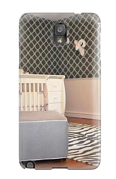 Guardería con Zebra acodo caliente blanco cuna 038 silla azul ...