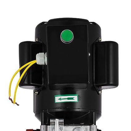 Amazon.com: Happybuy - Unidad de alimentación hidráulica de ...