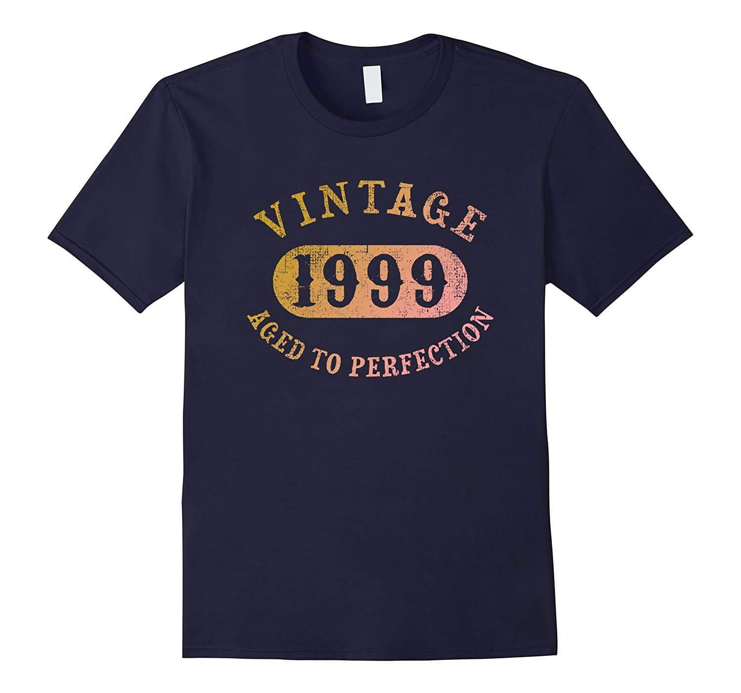 17 years old 17th Birthday B-day Gift Vintage 1999 T Shirt-CL