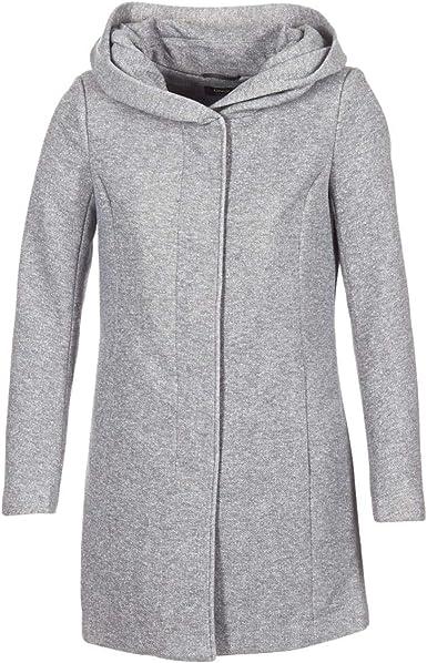 Only Onlsedona Light Coat OTW Noos Manteau Femme