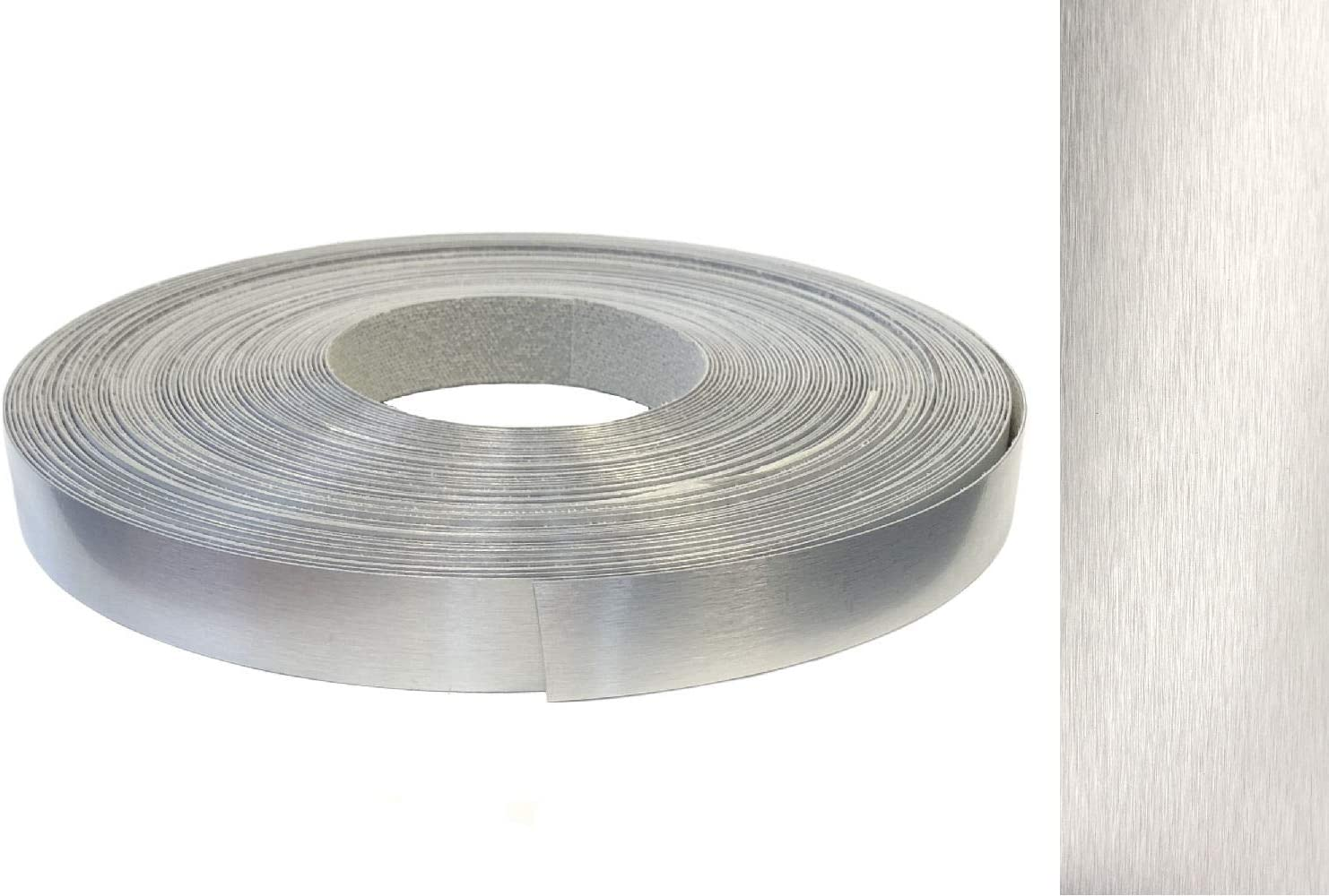 ABS cantoneras para rebordes con Greve Blanco Liso 42 mm 10m rollo Mprofi MT/®