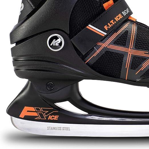 F.I.T ICE Boa Black/_Orange 8