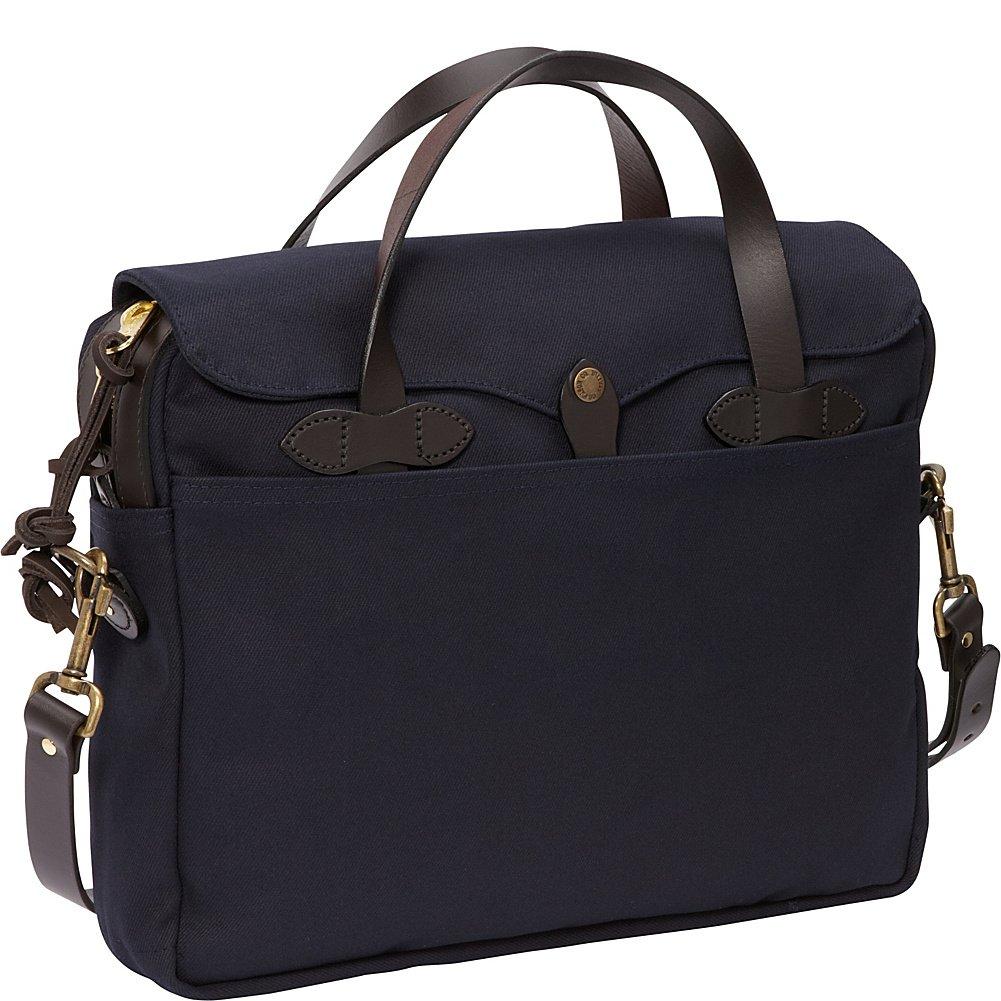[フィルソン] Filson ブリーフケース (Original Briefcase / 70256) B00EDRGLL8ネイビー