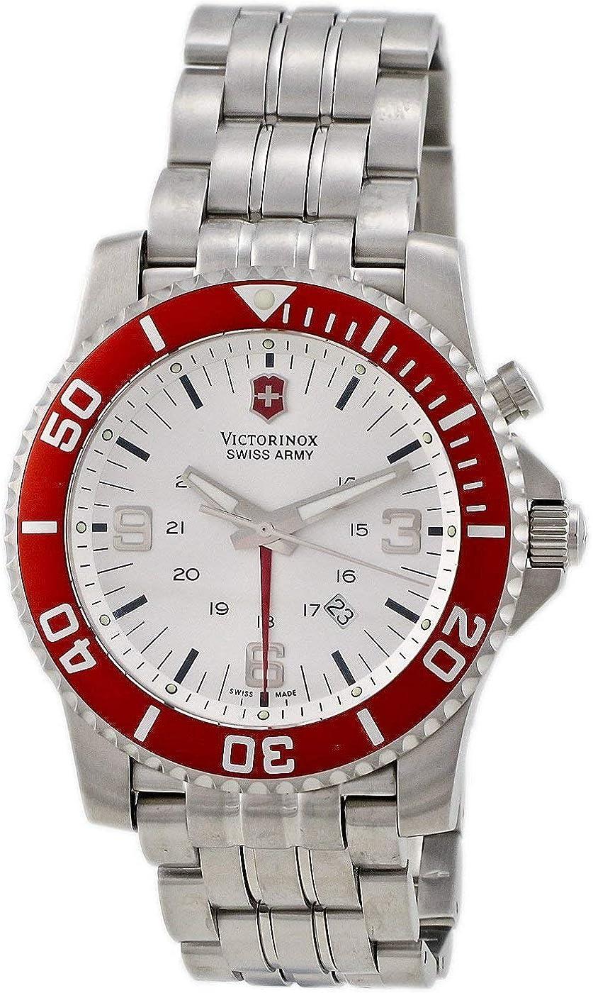 Victorinox Swiss Army Men s 24141 Maverick Watch