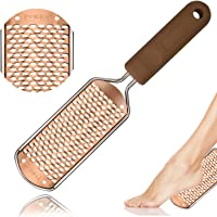 Foot File Callus Remover - INFILILA Foot Rasp Callus Remover Large Foot Scrubber Colossal Foot Scraper Professional…
