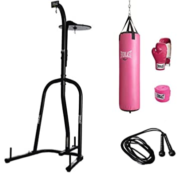 4c558d5e9 Bundle of 5 Everlast Station Heavy Bag Stand