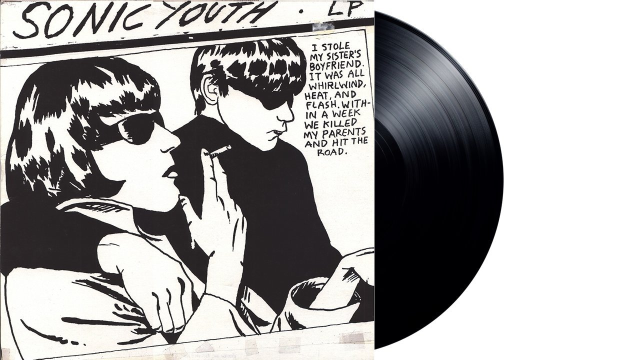 Vinilo : Sonic Youth - Goo (LP Vinyl)