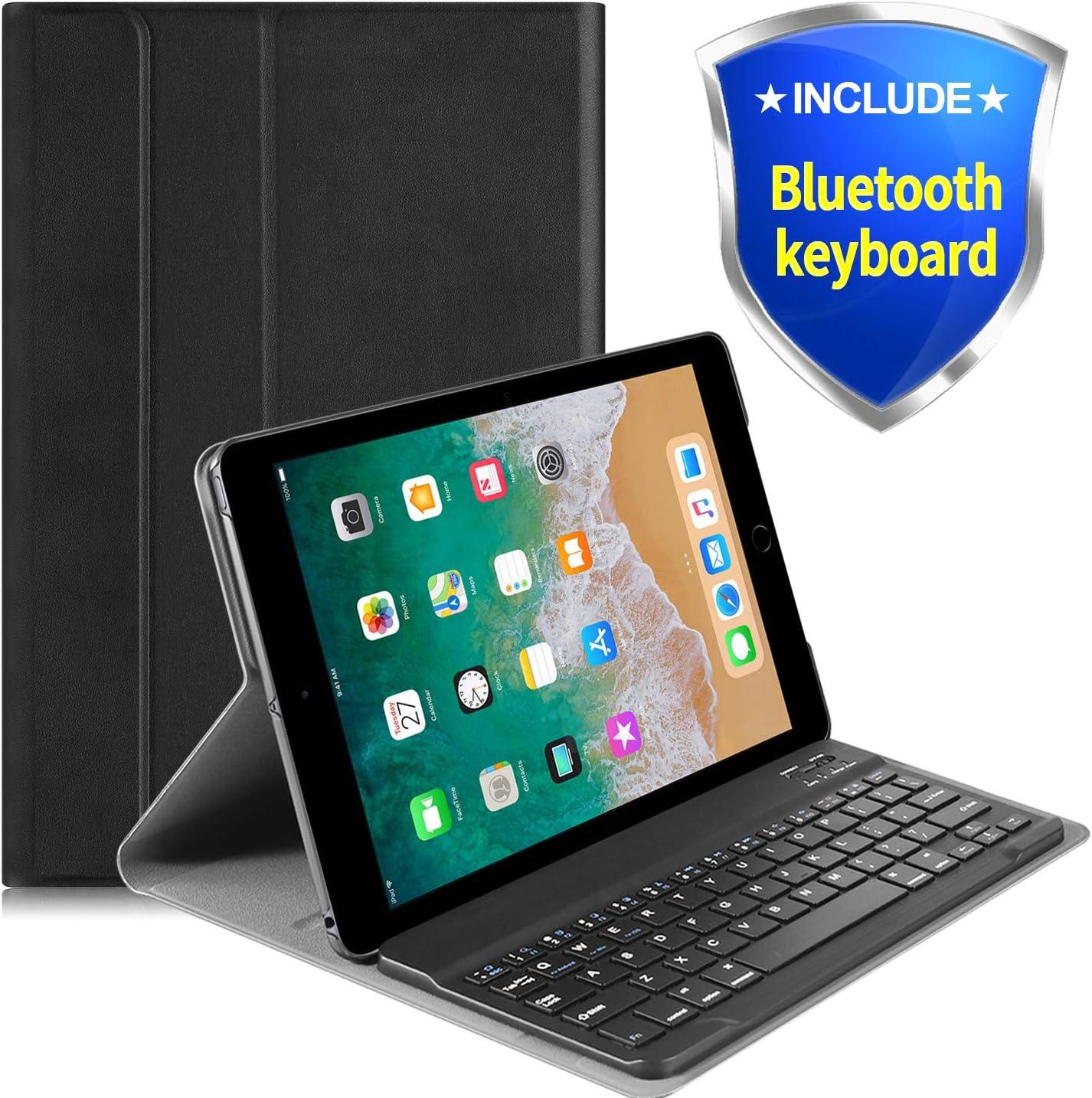 Funda Teclado Para iPad 7 Gen 10.2,