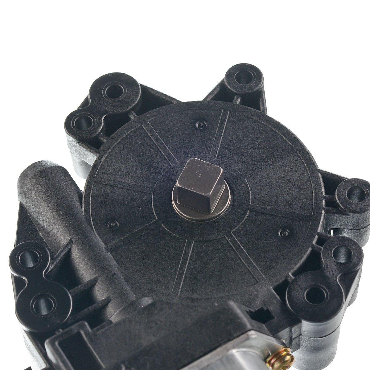 A-Premium Power Window Lift Motor for Nissan Titan 2004-2011 Armada Maxima Rear Left and Right 2-PC Set