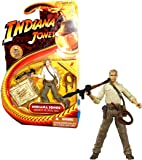 Kingdom of the Crystal Skull - Indiana Jones with Bazooka - 3-3/4 Inch Scale Action Figure