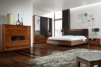 Schlafzimmer Komplett - Set K Lopar, 6-teilig, teilmassiv ...