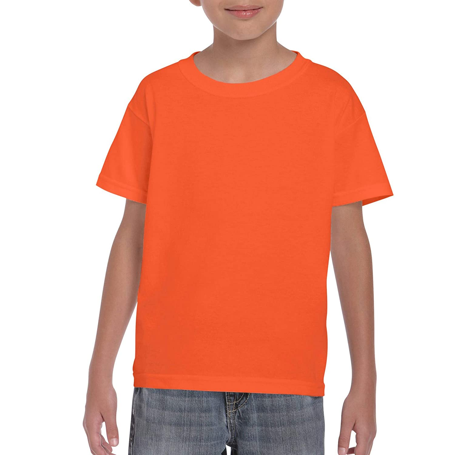 Gildan Kids Big DryBlend Youth T-Shirt 2-Pack