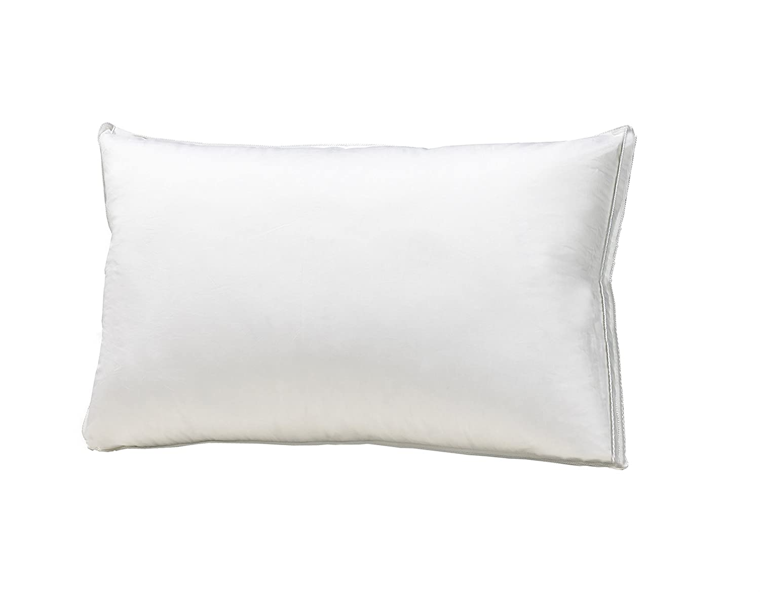 Westex 411238 Hutterite White Goose Down Around Pillow King Westex International