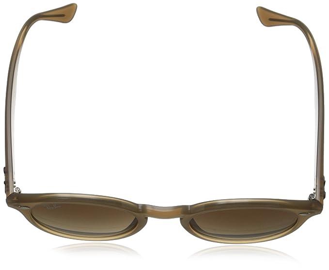 5aaccc5132210 Óculos de Sol Round Stylish Ray Ban RB2180 Nude Translúcido Lente Tam 49   Amazon.com.br  Amazon Moda