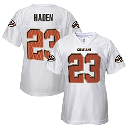 best service 8bacd 3309d Amazon.com : Outerstuff Joe Haden NFL Cleveland Browns ...