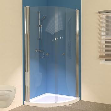 900 x 900 mm sin marco UniQuad mampara de ducha cerrada con ...