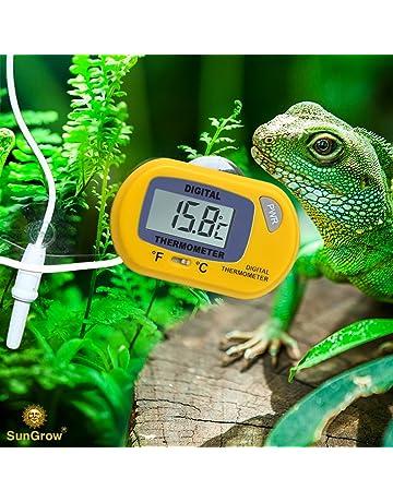 Amazon Com Terrarium Thermometers Reptiles Amphibians Pet Supplies