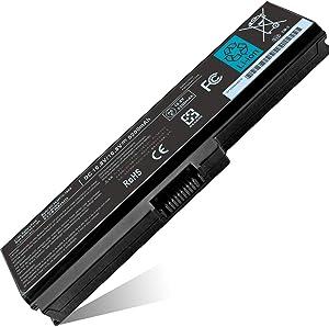 New PA3817U-1BRS PA3818U-1BRS PA3819U-1BRS Battery Compatible with Toshiba Satellite A660 A655 A665 C655 C675 P745 P750 M640 M645 L645 L645D L655 L600 L675 L700 L745 L750 L750D L755 L755D L755-s5167